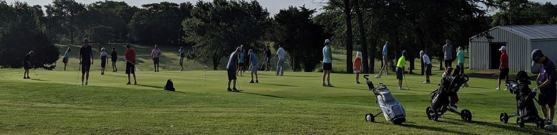 --Broadening horizons with golf--
